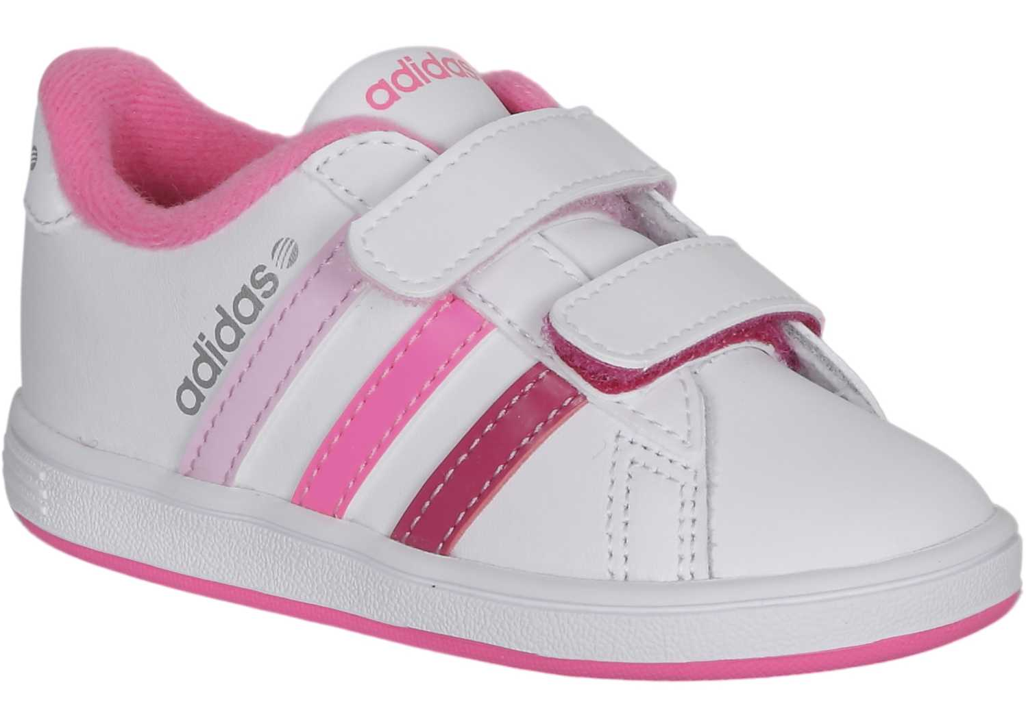 Adidas Tenis Rosas Con Blanco